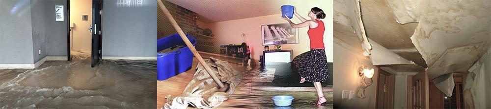 Экспертиза квартиры после залива